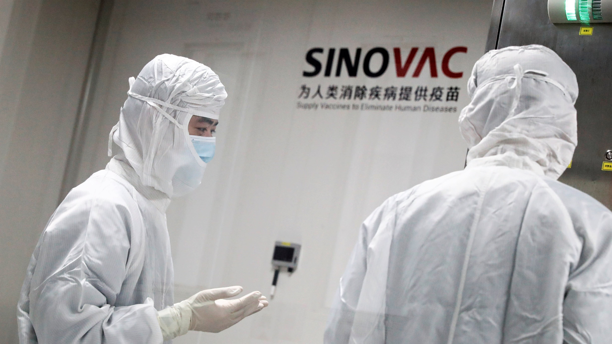 """Trung Quốc đang """"thắng lớn"""" nhờ ngoại giao vắc xin? - Ảnh 1."""