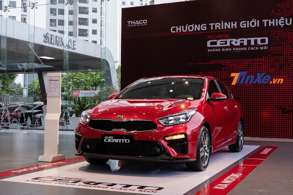 Kia Cerato tăng giá cuối năm vẫn cực hút khách Việt  - Ảnh 1.