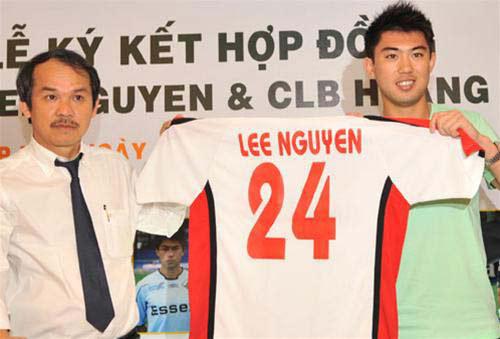 CHÍNH THỨC: Lee Nguyễn trở lại Việt Nam, gia nhập Á Quân V.League 2019 - Ảnh 1.