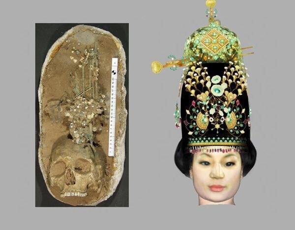 Mất 3 năm để phục hồi một chiếc mũ, giới khảo cổ ngã ngửa: Tóc của giới quý tộc cổ đại quả là đắt đỏ - Ảnh 2.