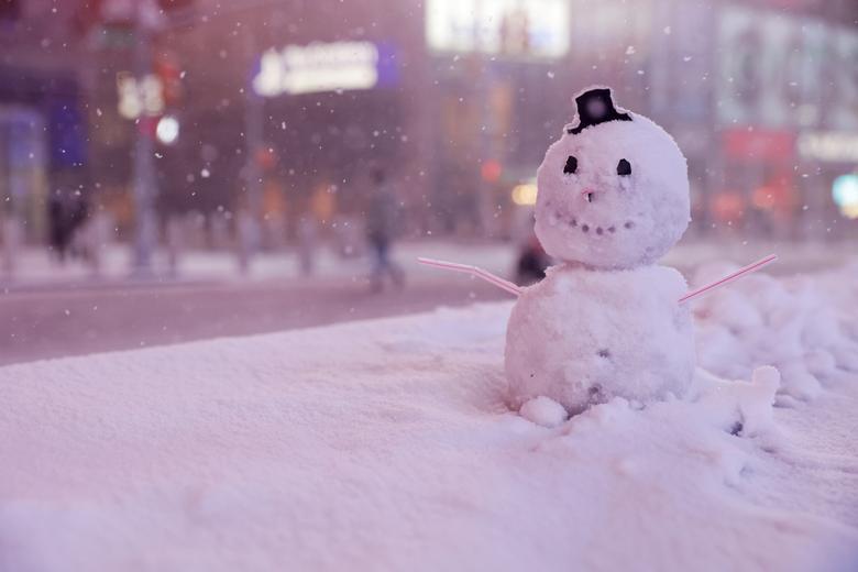 """Bão tuyết dày hơn 60 cm """"nhấn chìm"""" New York  - Ảnh 12."""