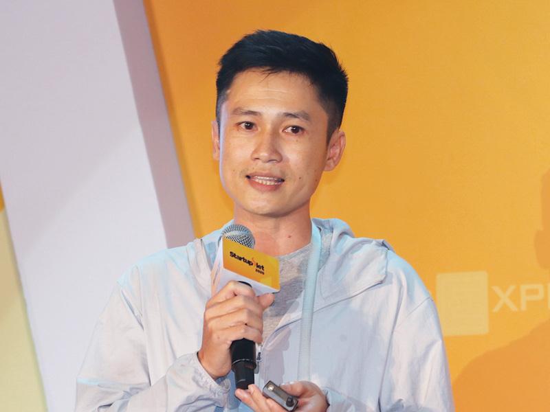 Trần Duy Phong, CEO Tép Bạc: Ứng dụng công nghệ để nuôi trồng thủy sản hiệu quả - Ảnh 1.