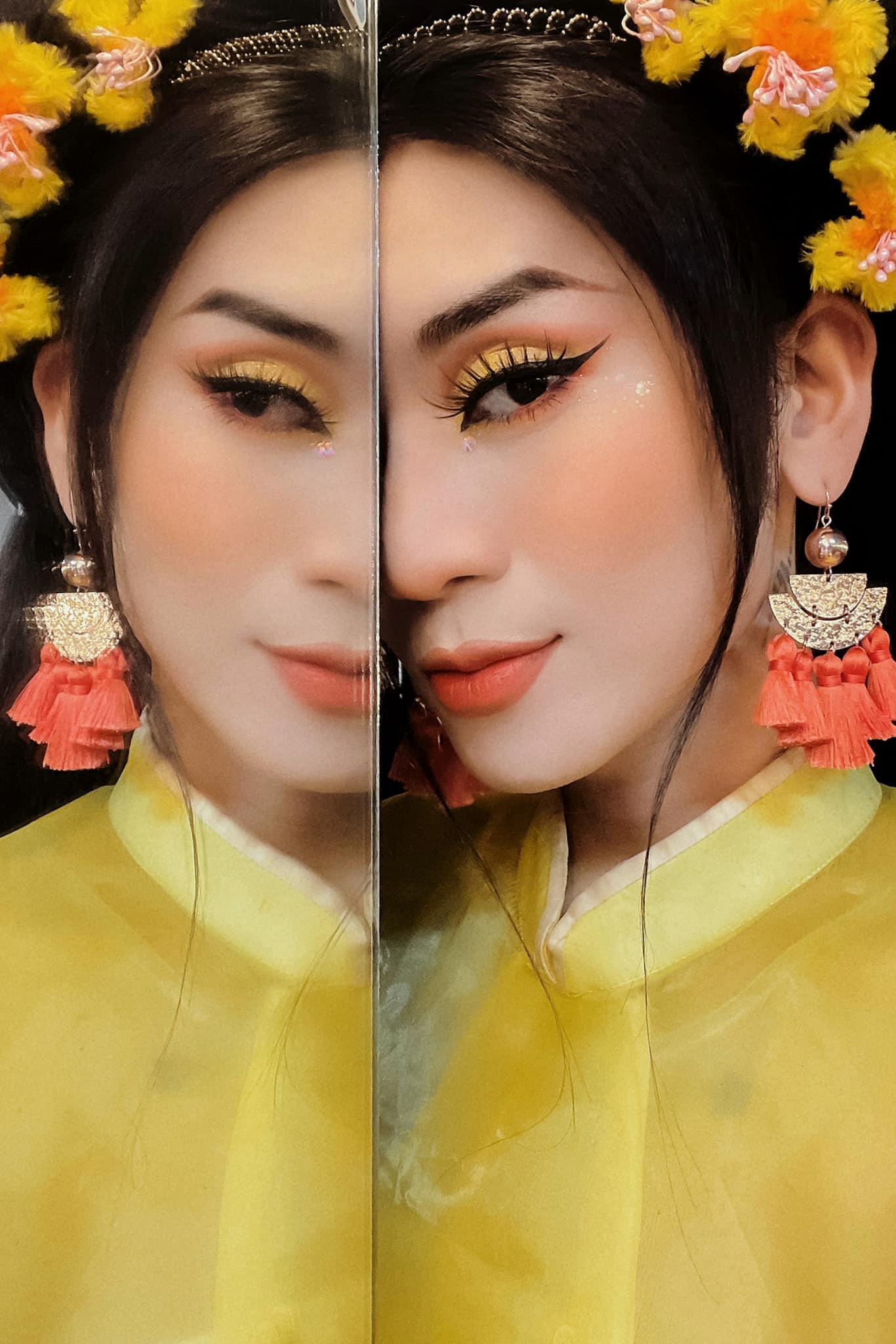 """Chi Pu được bạn thân chăm lo từng bộ đồ, Ngô Kiến Huy """"chữa cháy"""" bức ảnh sinh nhật Noo Phước Thịnh - Ảnh 3."""