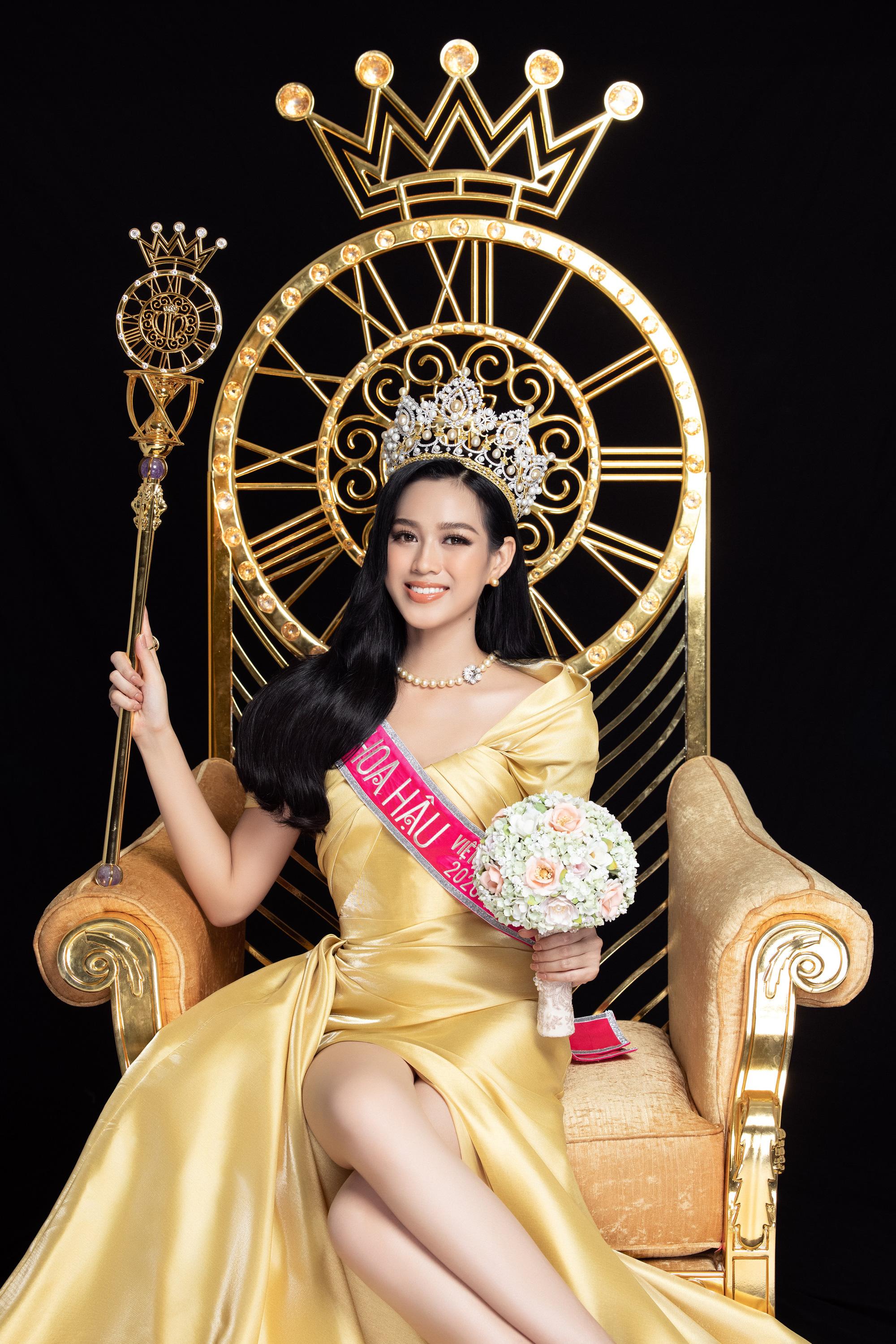 """Hoa hậu Đỗ Thị Hà: """"19 tuổi đăng quang, không phải là áp lực"""" - Ảnh 3."""