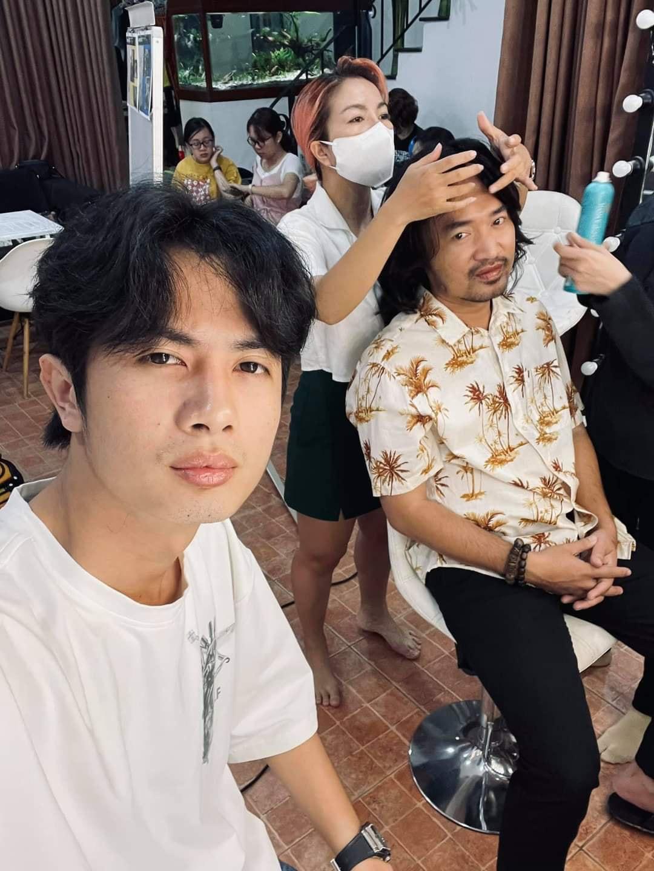 """Chi Pu được bạn thân chăm lo từng bộ đồ, Ngô Kiến Huy """"chữa cháy"""" bức ảnh sinh nhật Noo Phước Thịnh - Ảnh 6."""
