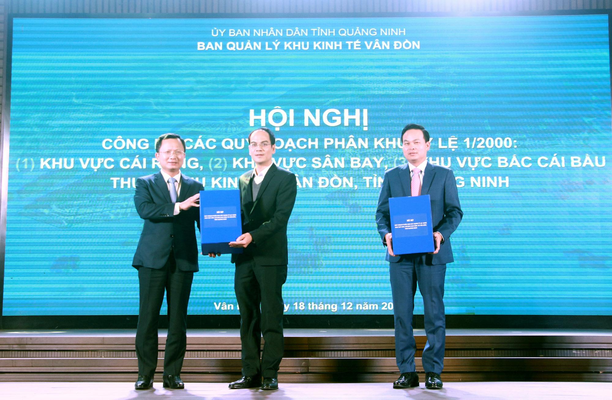 Quảng Ninh công bố quy hoạch 3 phân khu thuộc Khu kinh tế Vân Đồn - Ảnh 1.