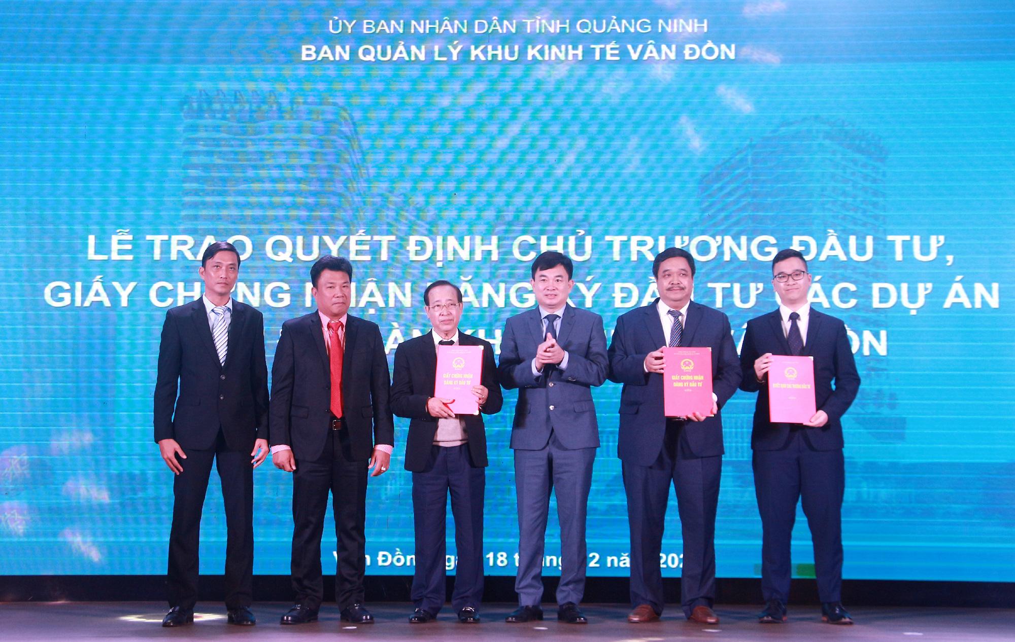 Quảng Ninh công bố quy hoạch 3 phân khu thuộc Khu kinh tế Vân Đồn - Ảnh 2.