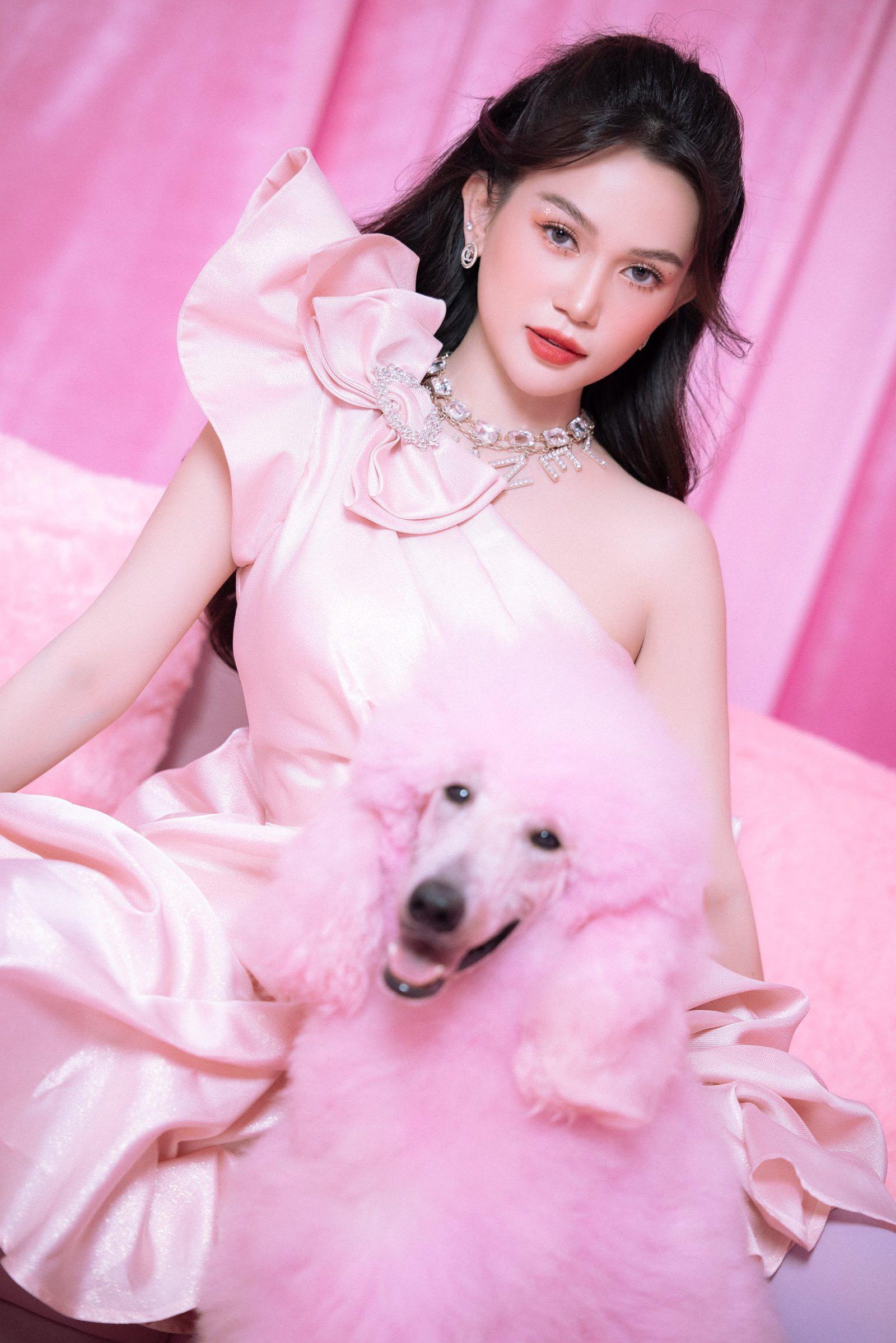 Hậu chia tay Huỳnh Phương, Sĩ Thanh tung bộ ảnh sexy hết nấc mừng sinh nhật - Ảnh 6.