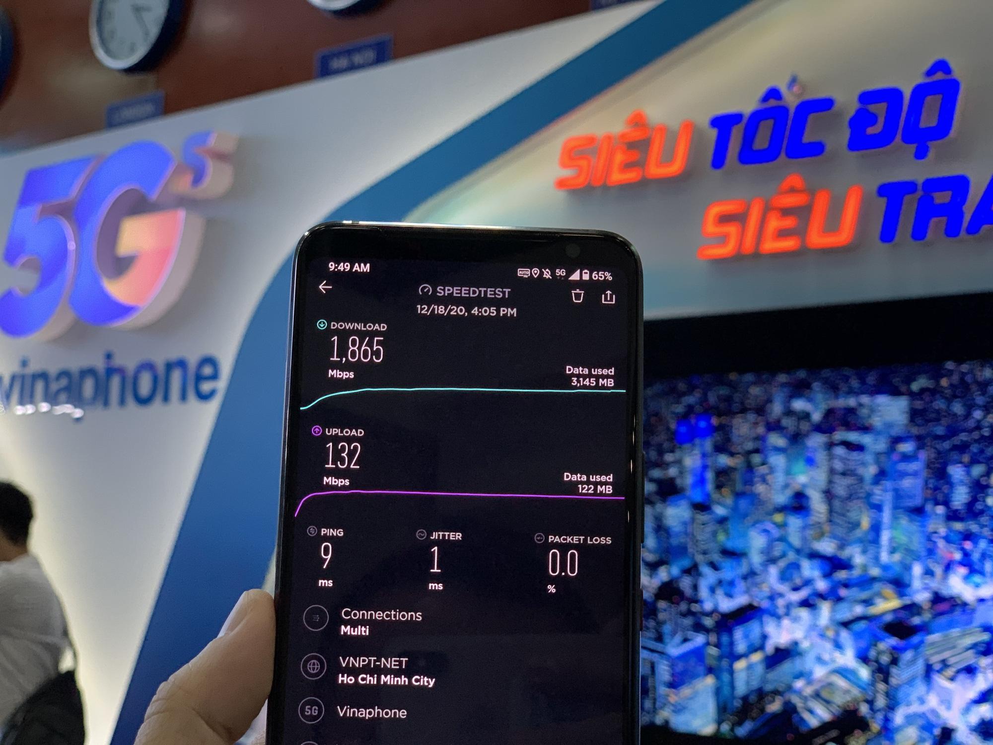 VNPT chính thức công bố vùng phủ sóng VinaPhone 5G tại Hà Nội và TP. Hồ Chí Minh - Ảnh 5.