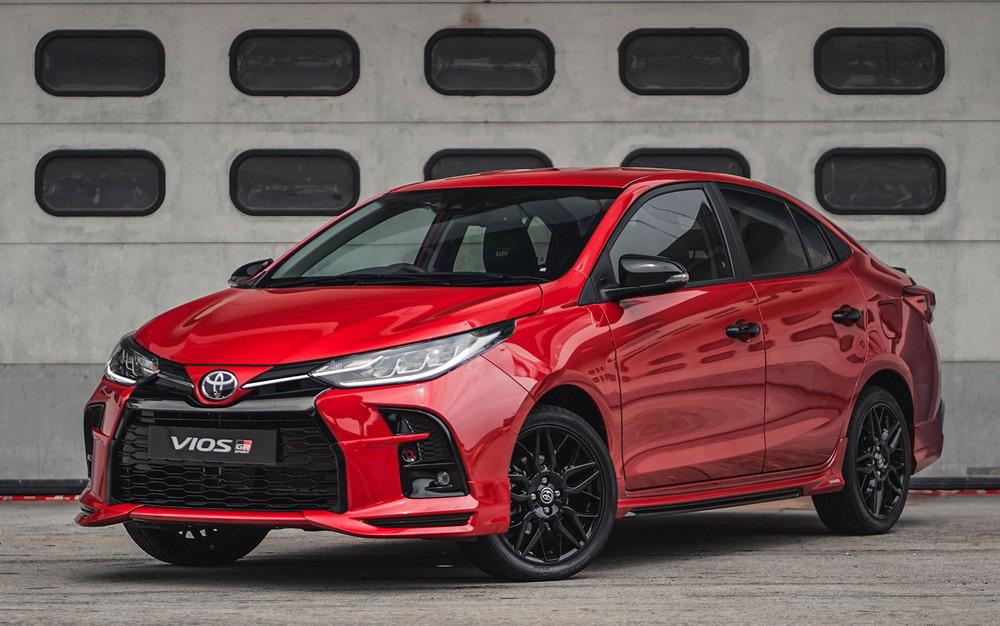 Toyota Vios phiên bản thể thao ra mắt, giá bao nhiêu? - Ảnh 8.