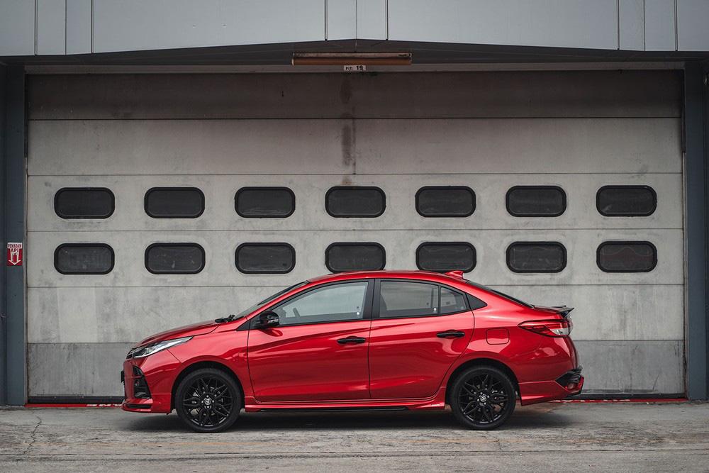 Toyota Vios phiên bản thể thao ra mắt, giá bao nhiêu? - Ảnh 3.