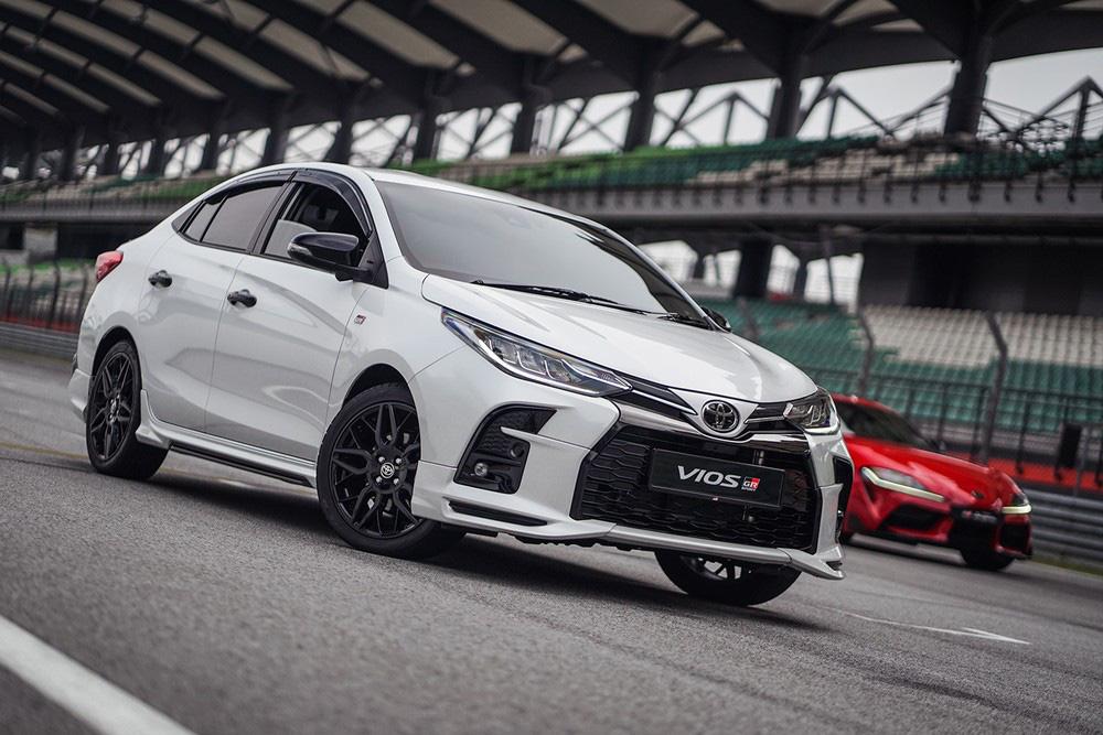 Toyota Vios phiên bản thể thao ra mắt, giá bao nhiêu? - Ảnh 9.