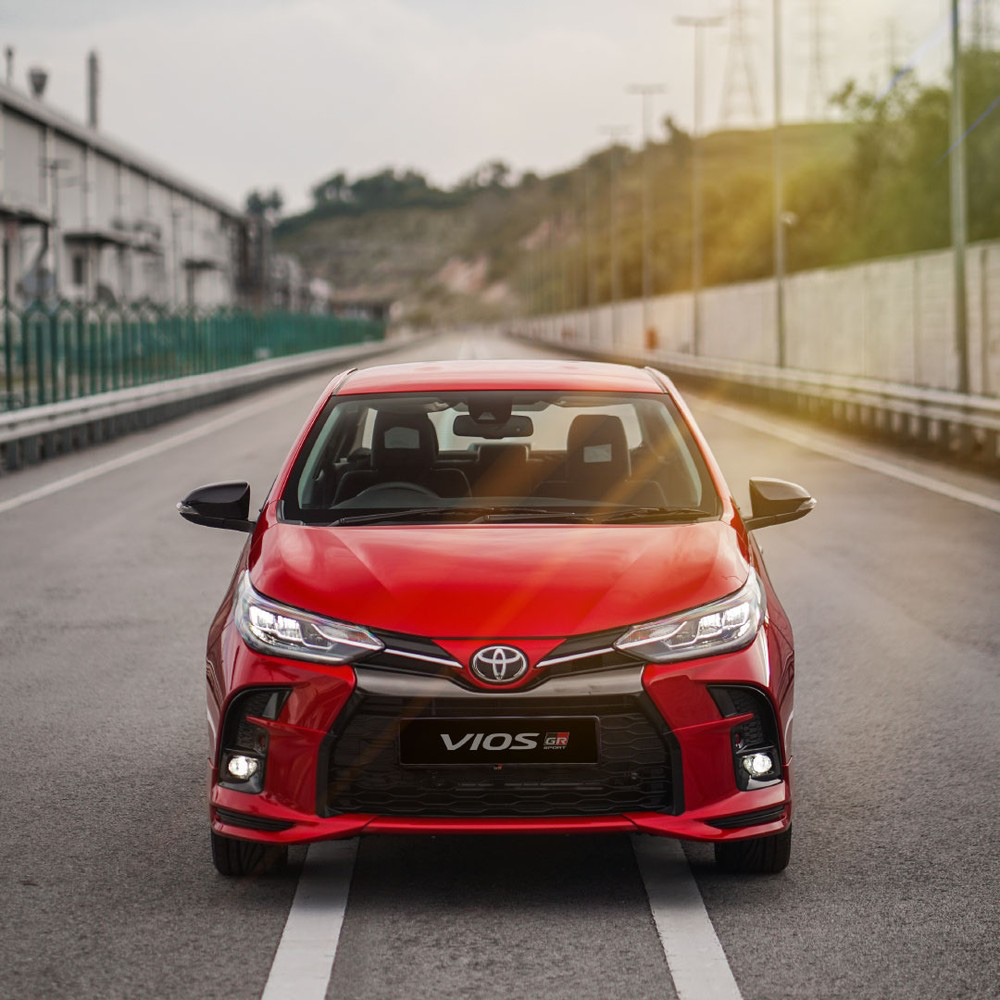 Toyota Vios phiên bản thể thao ra mắt, giá bao nhiêu? - Ảnh 2.