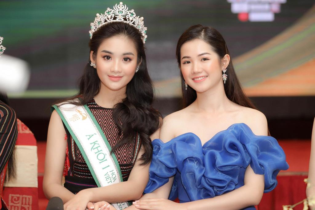 """Hai Á khôi """"Miss Tourism"""" bày tỏ quan điểm về việc không có hoa khôi - Ảnh 7."""