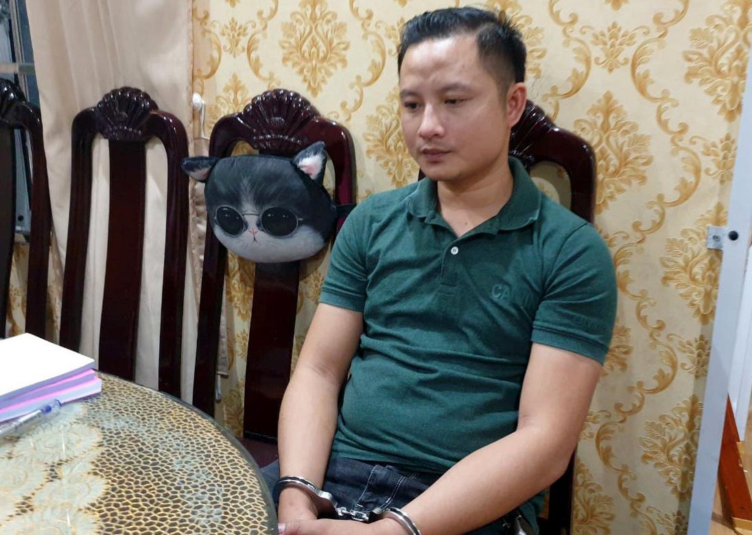 Chân dung Lê Thái Phong-con trai đại gia Thiện 'Soi' vừa bị bắt - Ảnh 1.