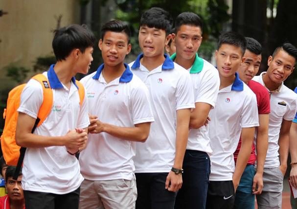 Những tuyển thủ quốc gia Việt Nam nào đang đi học Đại học? - Ảnh 1.