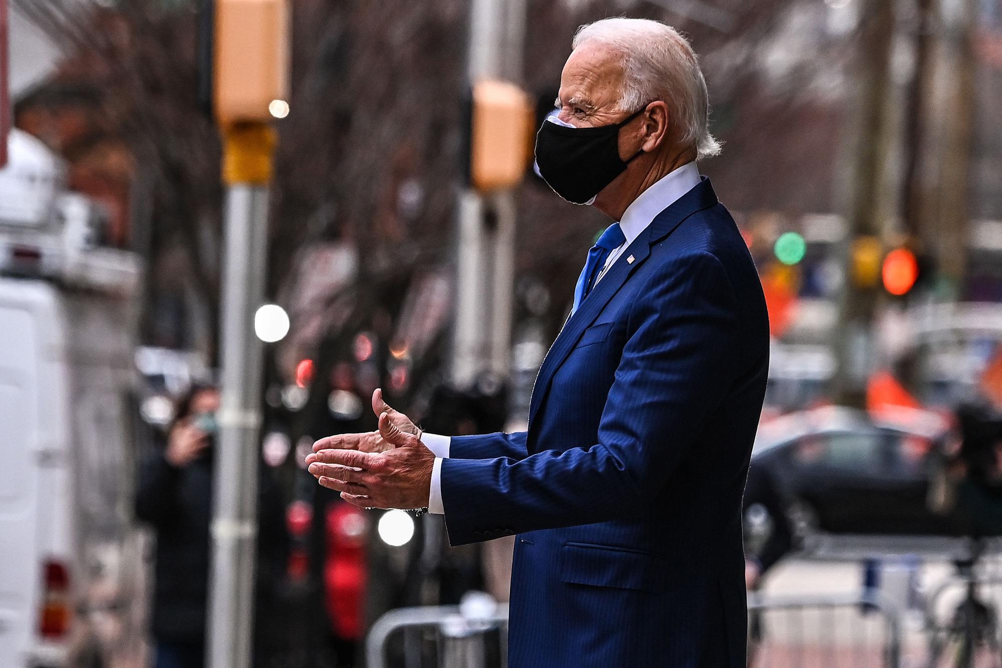 Chính sách kinh tế của Biden sẽ xóa sổ 3,7 triệu việc làm của nước Mỹ - Ảnh 1.