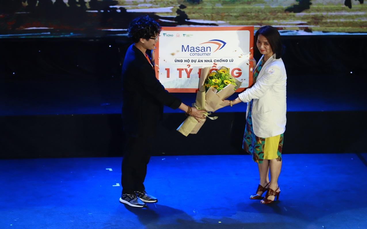 Tập đoàn Masan đóng góp gần 30 tỷ đồng cho các hoạt động an sinh xã hội - Ảnh 4.