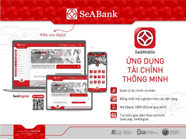 SeABank đồng nhất trải nghiệm ứng dụng ngân hàng số SeAMobile trên tất cả các thiết bị - Ảnh 1.