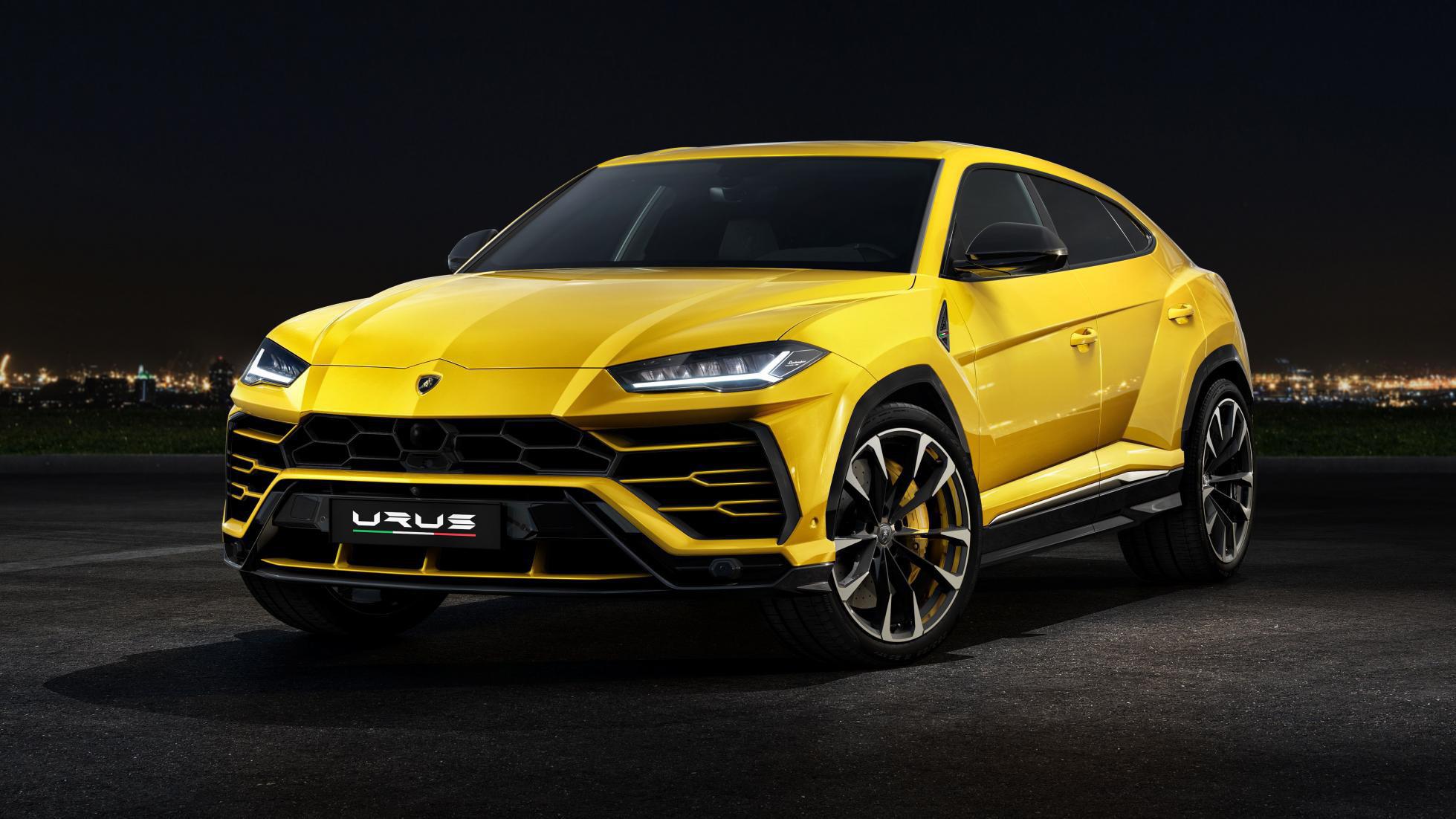 Lamborghini Urus bị triệu hồi vì nguy cơ cháy xe - Ảnh 1.