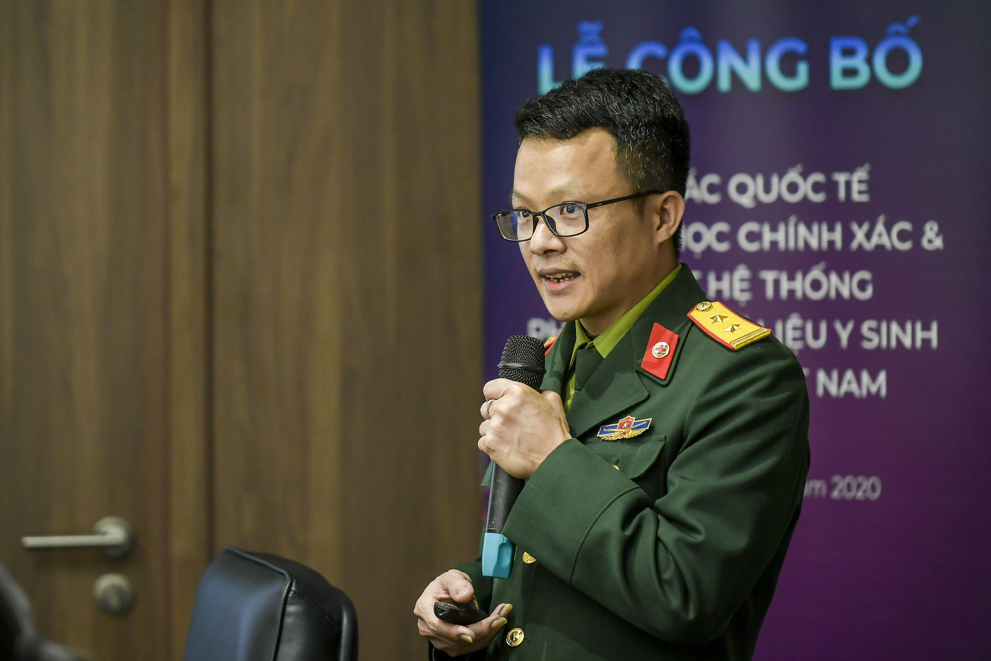 Vingroup công bố hợp tác quốc tế và ra mắt hệ thống quản lý dữ liệu Y sinh lớn nhất Việt Nam - Ảnh 2.