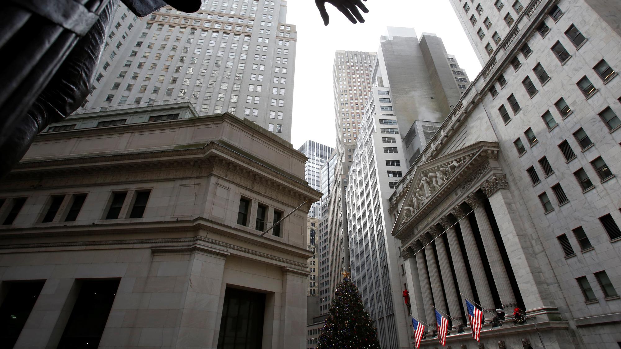 Nhà đầu tư quay trở lại TTCK Mỹ sau thời gian bị hấp dẫn bởi Trung Quốc - Ảnh 1.