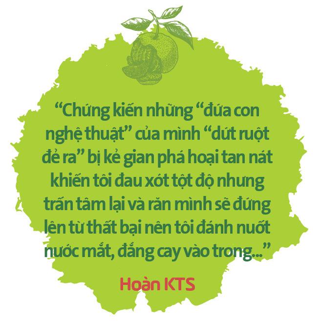 Kiến trúc sư 8x và hành trình sáng tạo các tuyệt phẩm cây Tết độc đáo nhất Việt Nam - Ảnh 4.