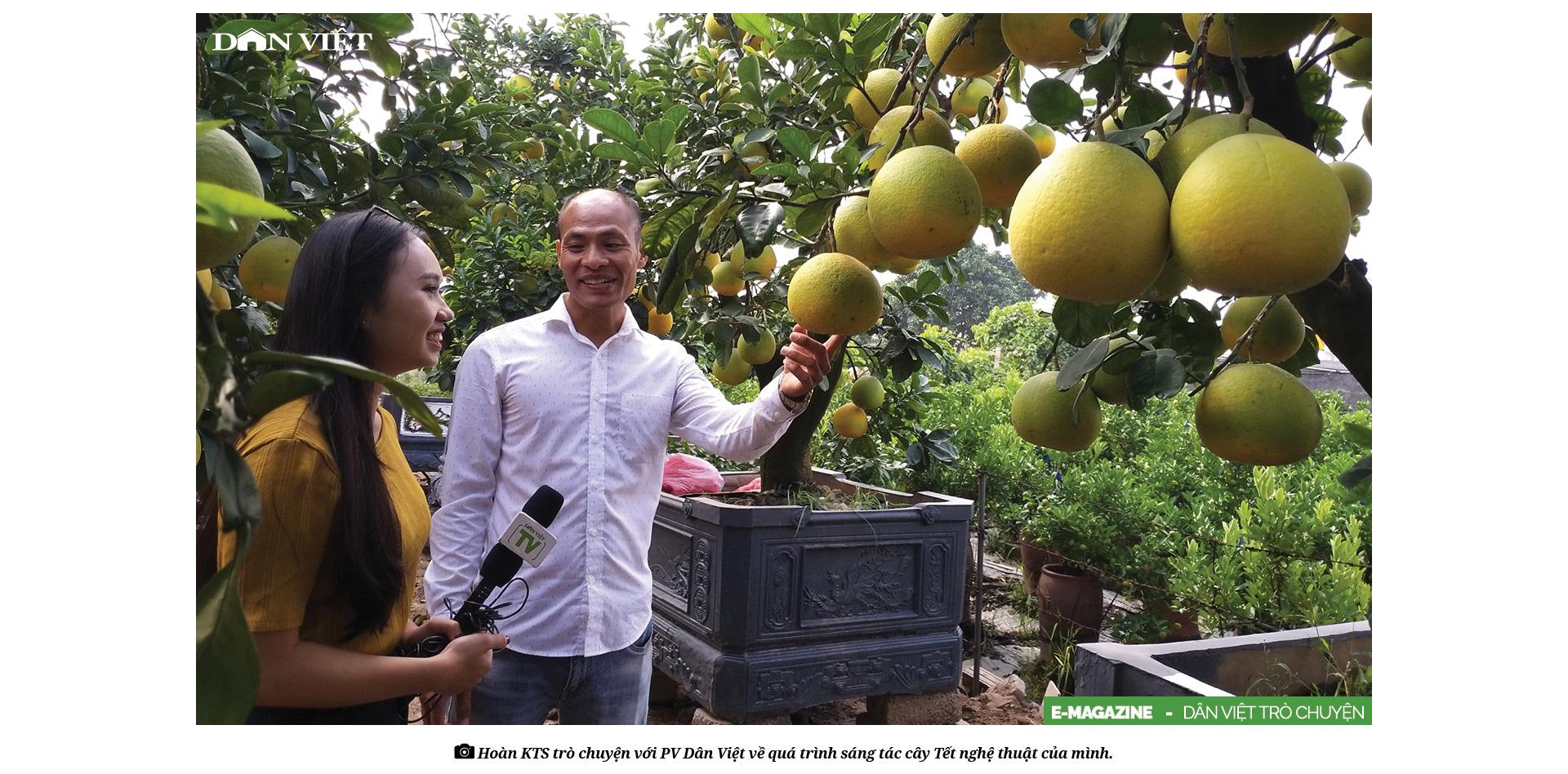 Kiến trúc sư 8x và hành trình sáng tạo các tuyệt phẩm cây Tết độc đáo nhất Việt Nam - Ảnh 5.