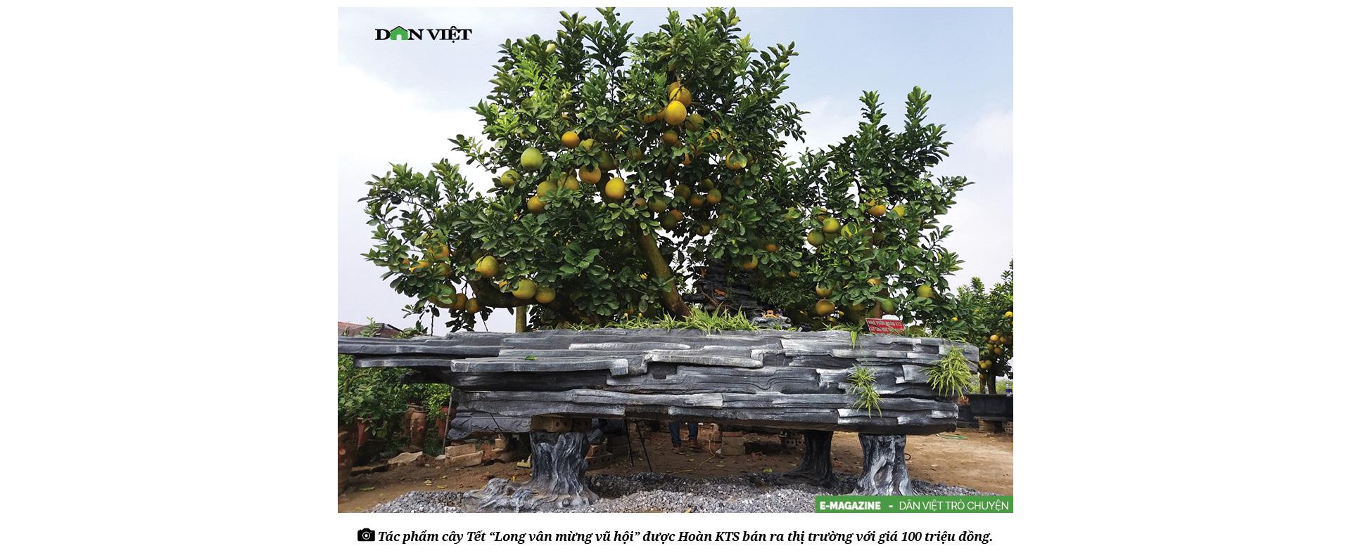 Kiến trúc sư 8x và hành trình sáng tạo các tuyệt phẩm cây Tết độc đáo nhất Việt Nam - Ảnh 7.