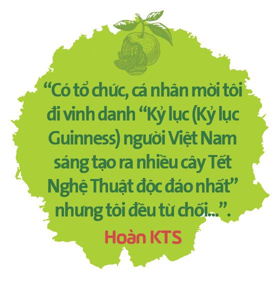 Kiến trúc sư 8x và hành trình sáng tạo các tuyệt phẩm cây Tết độc đáo nhất Việt Nam - Ảnh 13.