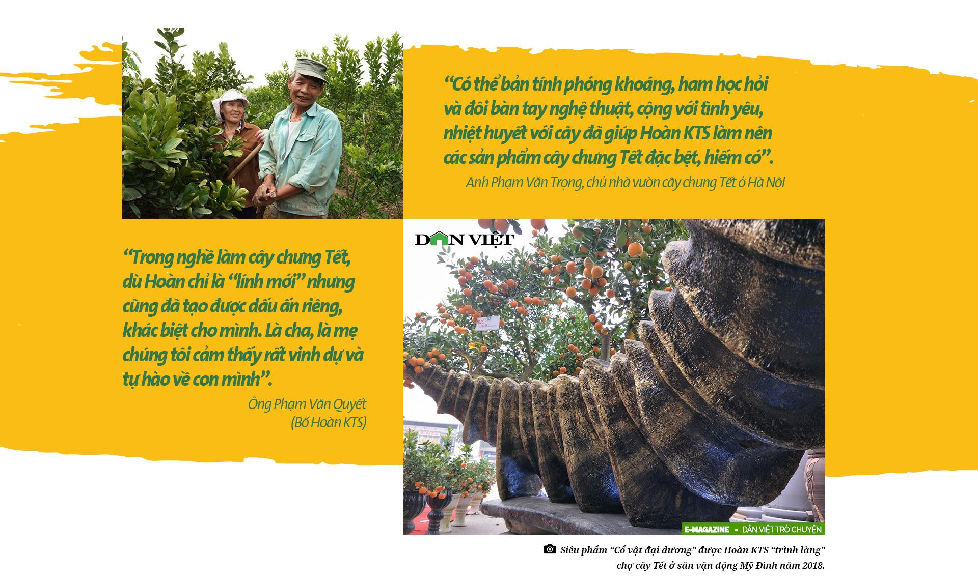 Kiến trúc sư 8x và hành trình sáng tạo các tuyệt phẩm cây Tết độc đáo nhất Việt Nam - Ảnh 18.