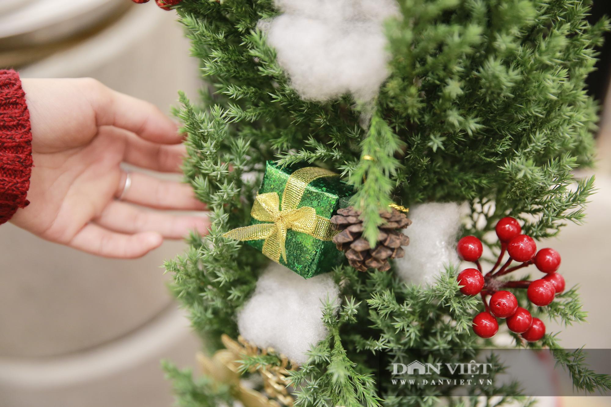 """Giá chỉ từ 100.000 đồng, """"bản sao"""" của cây thông thật đắt khách dịp Giáng sinh 2020 - Ảnh 9."""