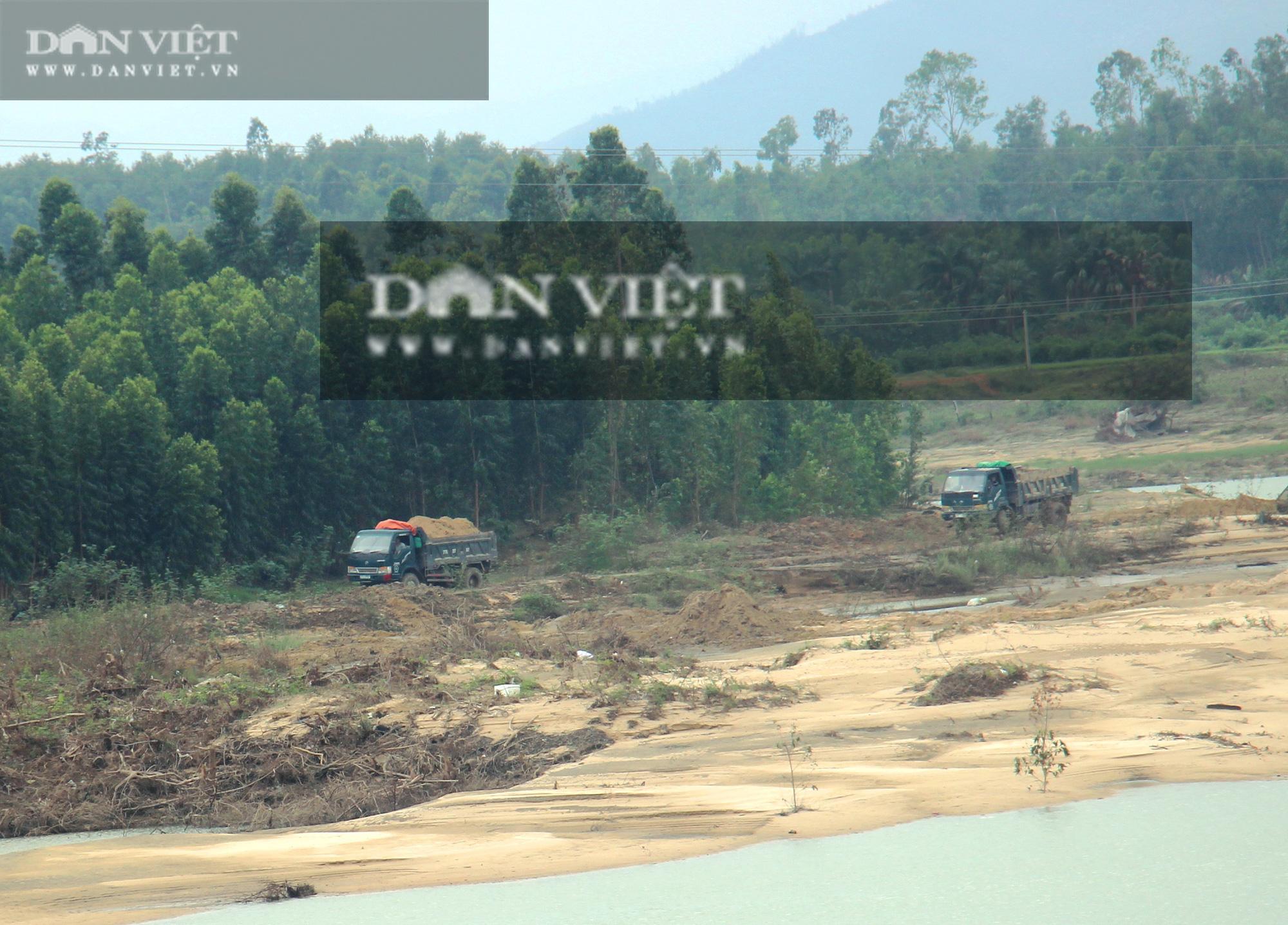 Khai thác cát bất chấp quy định của Chủ tịch tỉnh Bình Định: Giám đốc Sở TNMT lên tiếng - Ảnh 3.