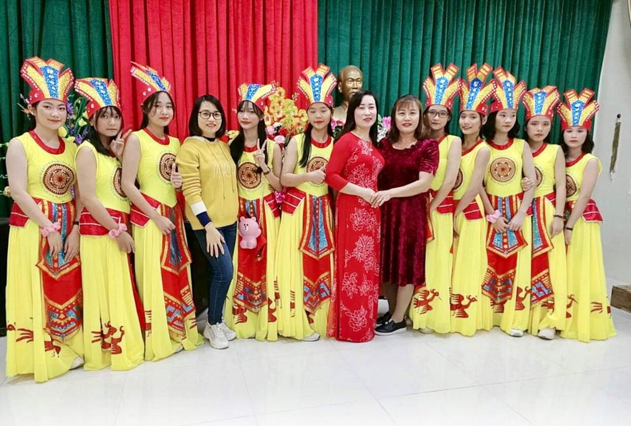 Trường TH&THCS Quang Trung: Đổi mới rõ nét trong chất lượng giáo dục - Ảnh 4.