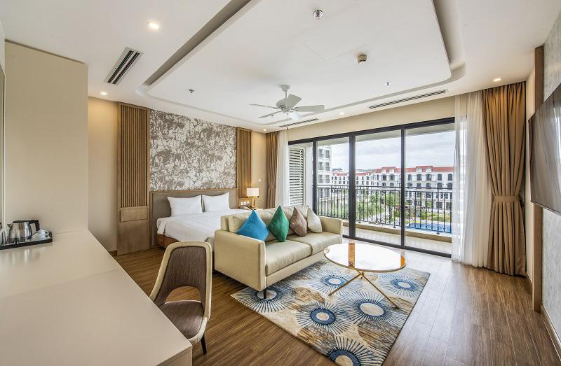 Vinpearl ra mắt khách sạn tối giản thông minh đầu tiên tại Việt Nam - Ảnh 3.