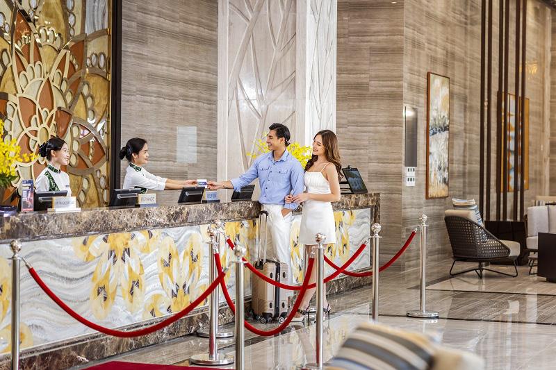 Vinpearl ra mắt khách sạn tối giản thông minh đầu tiên tại Việt Nam - Ảnh 4.