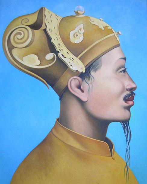 Vị vua nước Việt bất lực thổ lộ chuyện đời mình trên bia đá - Ảnh 1.