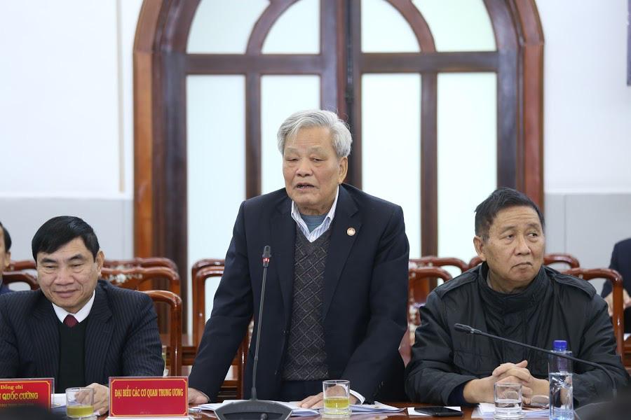 Ông Nguyễn Túc: Nên công khai danh sách nhân sự vào Trung ương để người dân góp  - Ảnh 1.