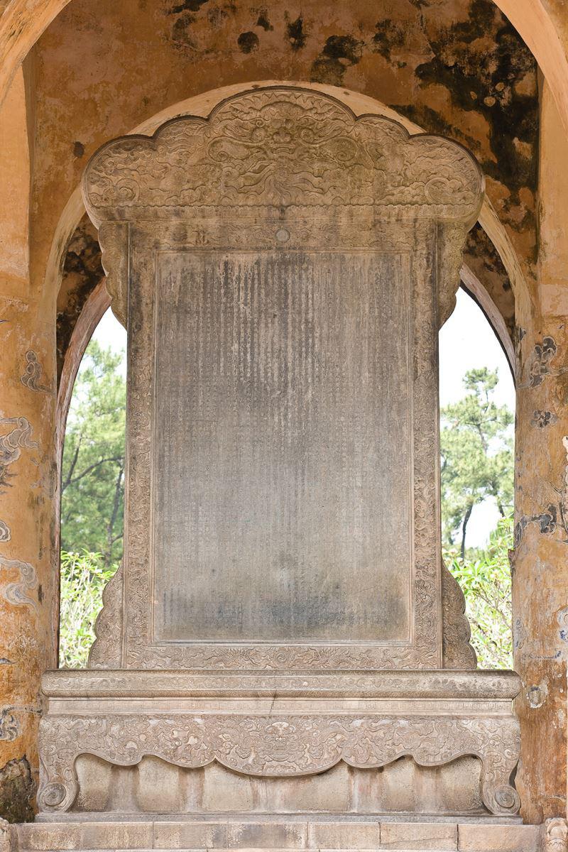 Vị vua nước Việt bất lực thổ lộ chuyện đời mình trên bia đá - Ảnh 3.