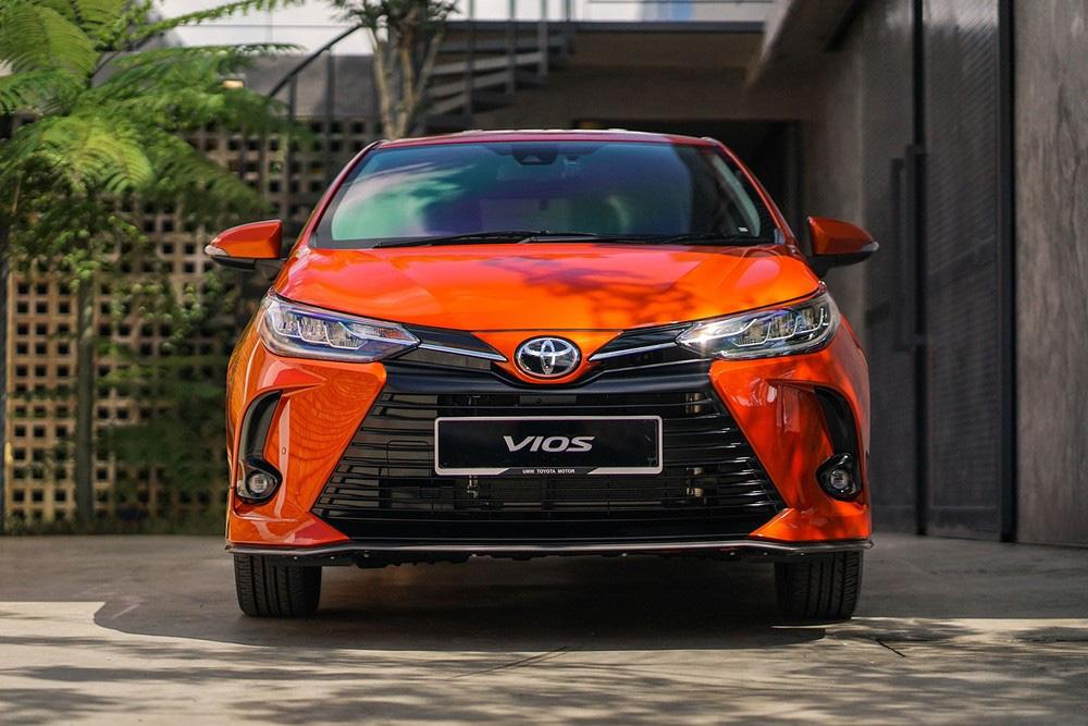 Toyota Vios 2021 về Việt Nam khi nào, có gì đặc biệt? - Ảnh 4.