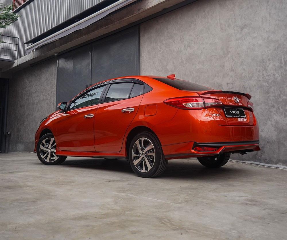 Toyota Vios 2021 về Việt Nam khi nào, có gì đặc biệt? - Ảnh 5.