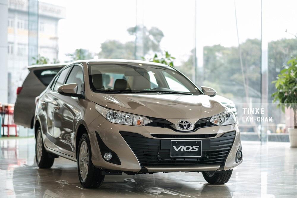Toyota Vios 2021 về Việt Nam khi nào, có gì đặc biệt? - Ảnh 3.