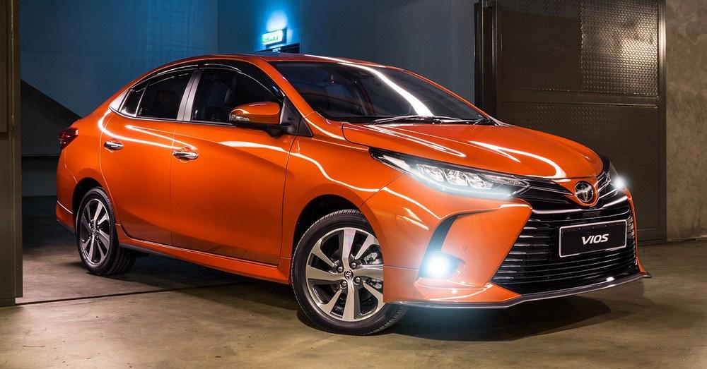Toyota Vios 2021 về Việt Nam khi nào, có gì đặc biệt? - Ảnh 1.