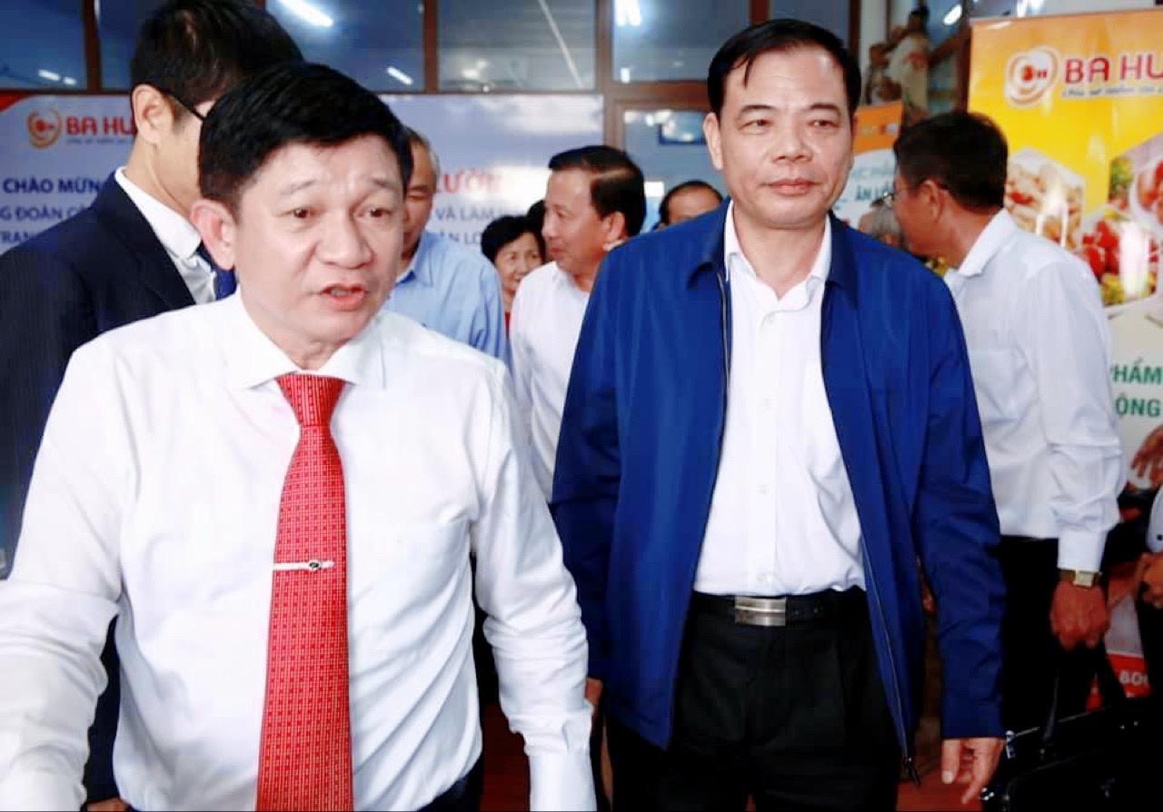 Anh hùng Lao động Phạm Thị Huân cảm ơn lãnh đạo Đảng, Nhà nước, ban, bộ, ngành trung ương, địa phương, nông dân - Ảnh 4.