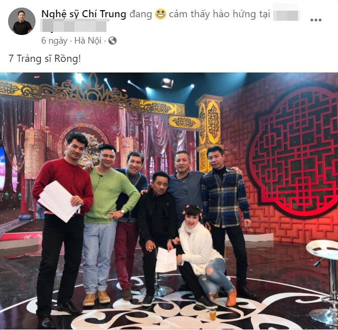 """Nghệ sĩ Chí Trung, Vân Dung úp mở """"Táo Quân"""" sẽ trở lại vào Tết Nguyên đán 2021? - Ảnh 1."""