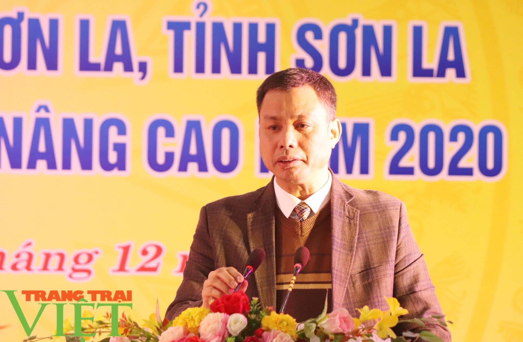 Sơn La có xã đầu tiên đạt chuẩn nông thôn mới nâng cao - Ảnh 5.