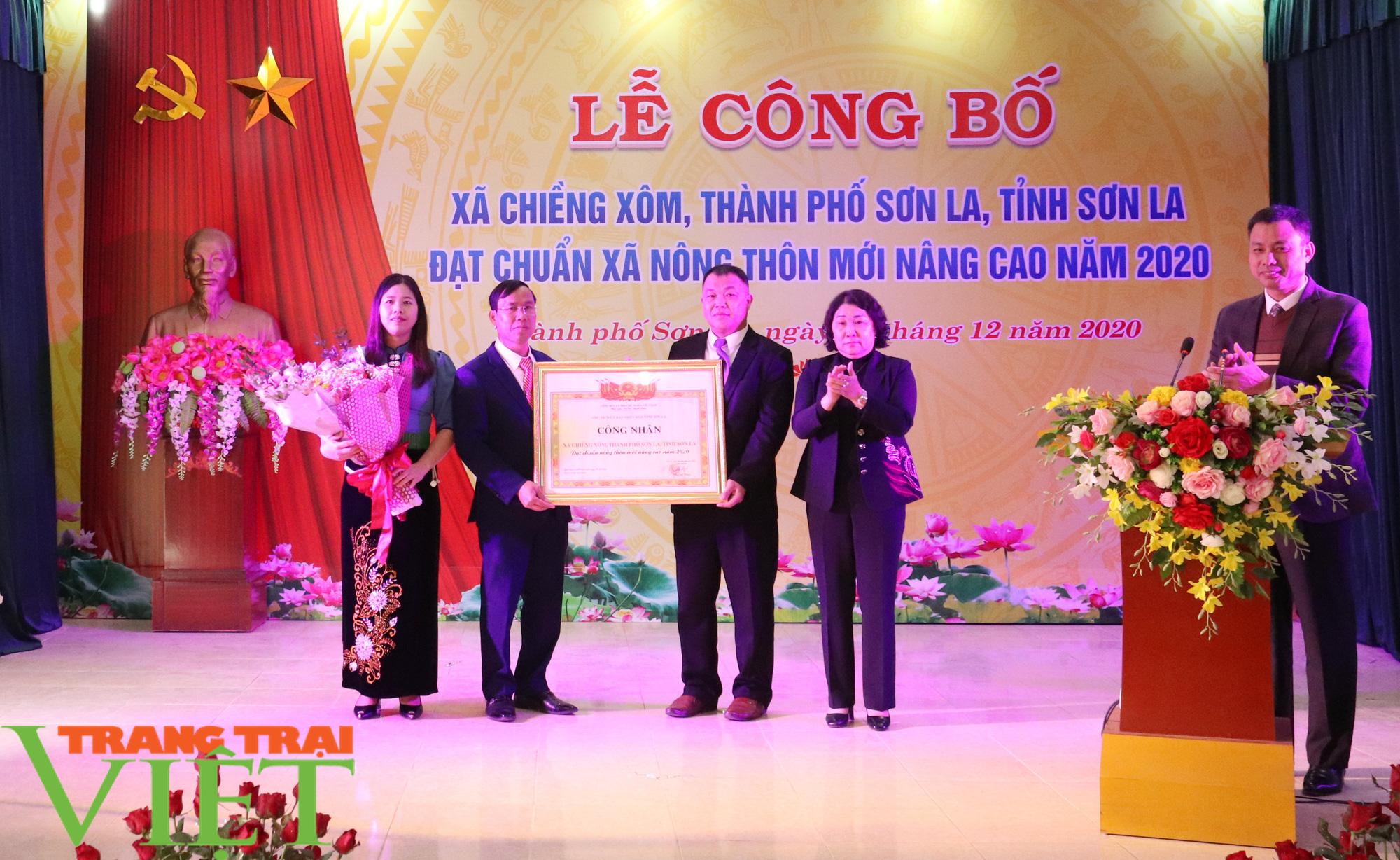 Sơn La có xã đầu tiên đạt chuẩn nông thôn mới nâng cao - Ảnh 6.