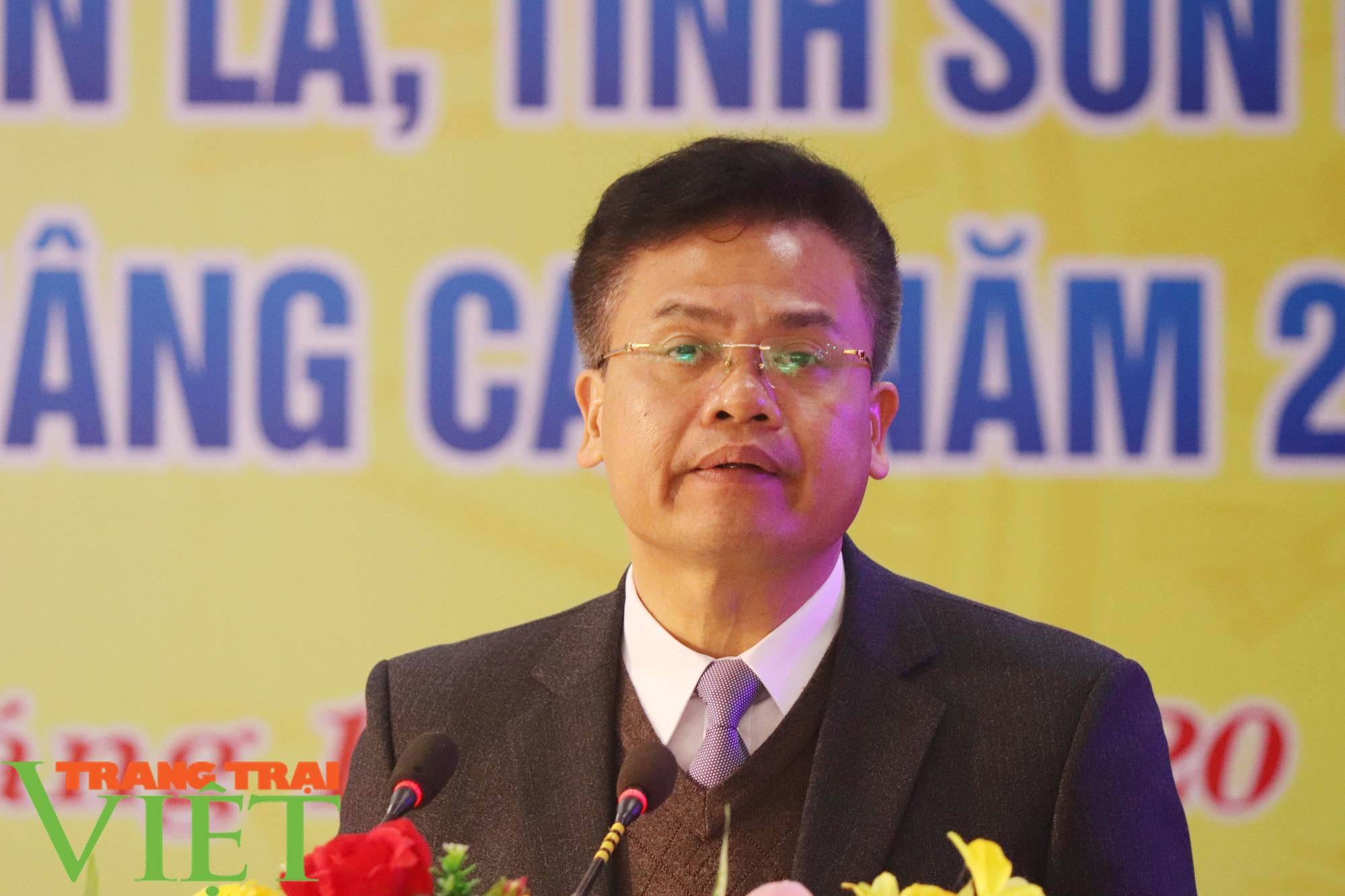 Sơn La có xã đầu tiên đạt chuẩn nông thôn mới nâng cao - Ảnh 8.