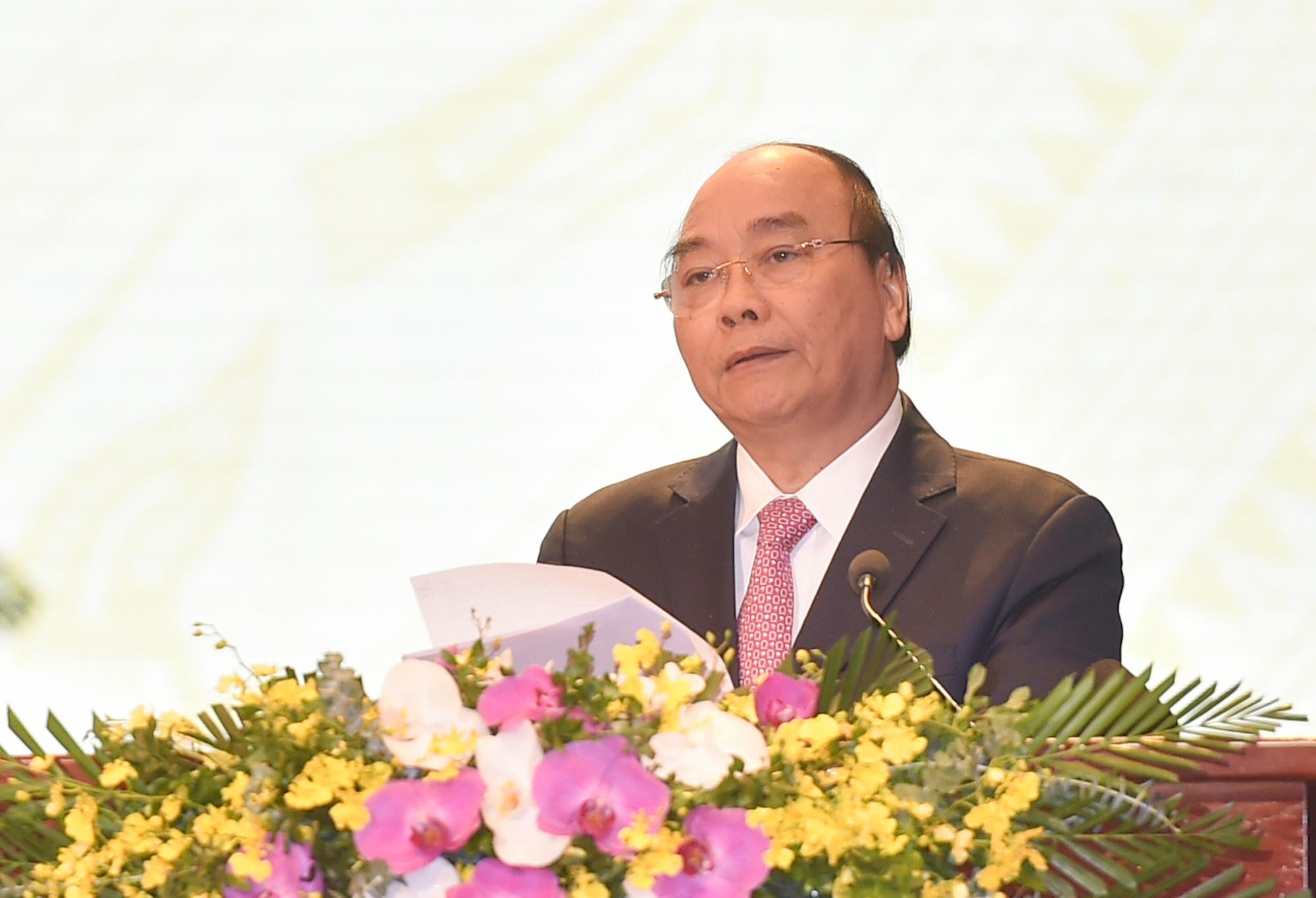 """Thủ tướng Nguyễn Xuân Phúc: """"Phát triển kinh tế tập thể, hợp tác xã là xu thế tất yếu"""" - Ảnh 1."""