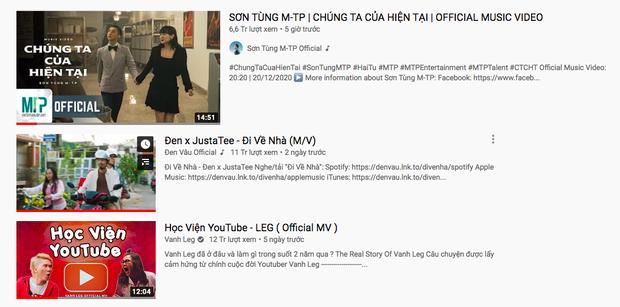 """Vì sao """"Chúng ta của hiện tại"""" của Sơn Tùng MTP leo top trending YouTube và số 1 Châu Á sau vài giờ? - Ảnh 1."""